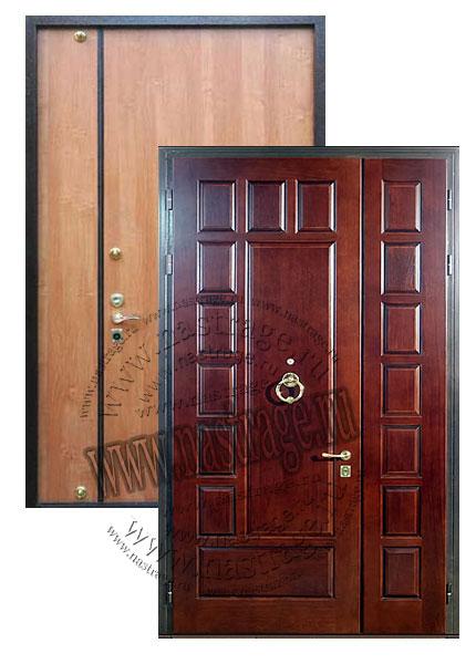 купить тамбурную одно створчатую дверь входную металлическую недорого